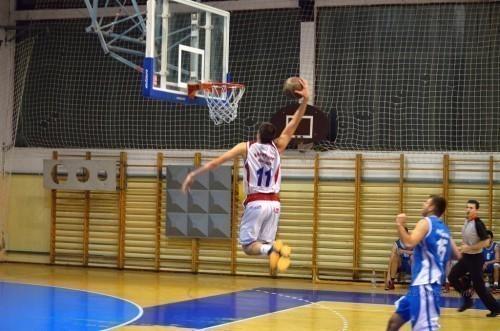 Košarkaši napretka su imali i svetle trenutke