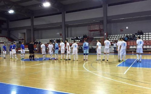 КМФ Алексинац 2015 освојио прве бодове