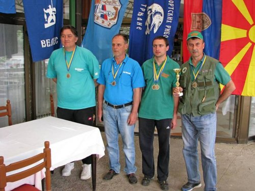 KSR Trnjane osvojio treće mesto u Velesu