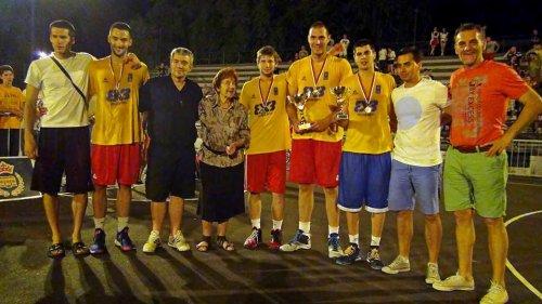 Успешно завршен кошаркашки турнир
