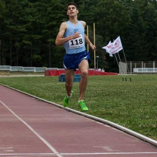 Рекорд Марка Николића на 3000 м
