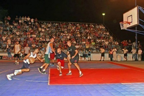 "Баскет турнир ""Милорад Мића Пројовић"" – Алексинац 18. до 20. јула"
