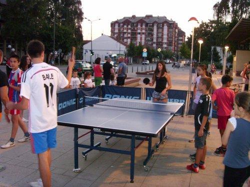 Мини спортско лето у стоном тенису