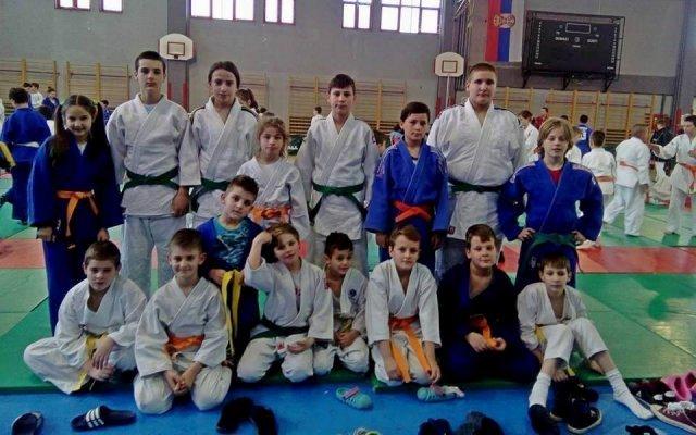"Džudisti doneli 7 medalja sa turnira ""Mladost Evrope"""