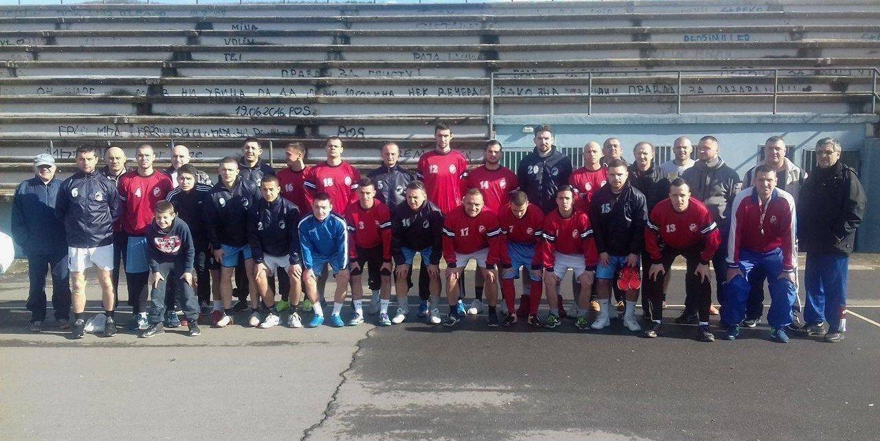 Trener Babić i njegovih 30 pulena
