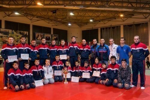 Алексиначки НИФ вицешампион Јадранске џиу џицу лиге