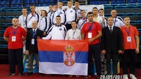 Uspeh Aleksinčana na Svetskom  i Balkanskom prvenstva u Džiu džici