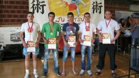 5 medalja za NIF iz Budve