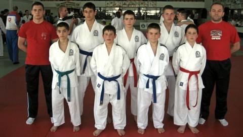 Uspeh podmlatka NiF-a na 4-tom turniru Srbija Open u Novom Sadu