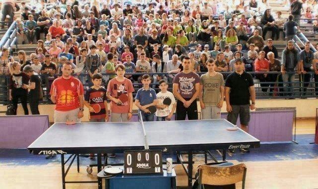 Традиционални новогодишњи турнир у стоном тенису