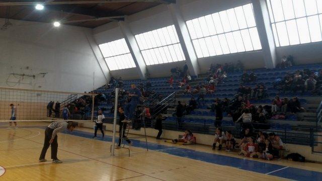 Opštinsko školsko takmičenje u odbojci