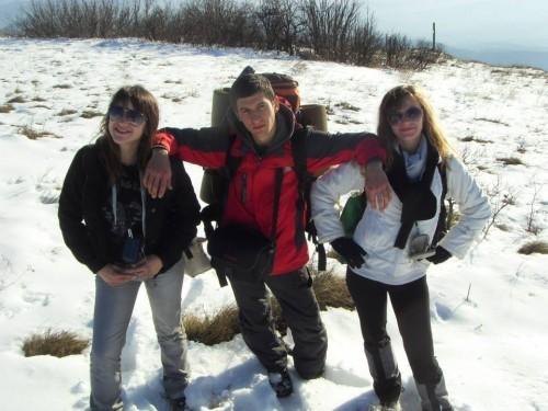 Uspon na Leskovik – noćni i zimski