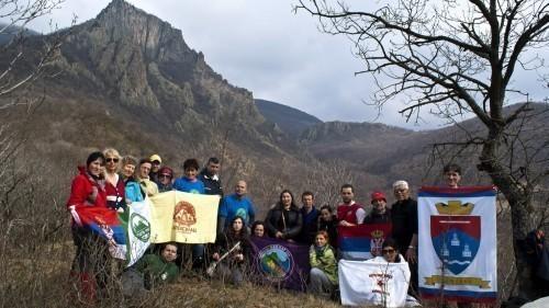 """PK """"Železničar"""": Rumunija - Varful Trescovat"""