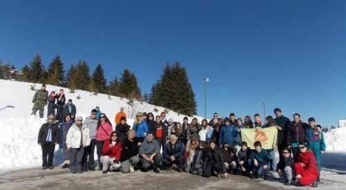 Izuzetna aktivnost Planinarskog kluba Železničar - Uspon na Kopaonik i Stol