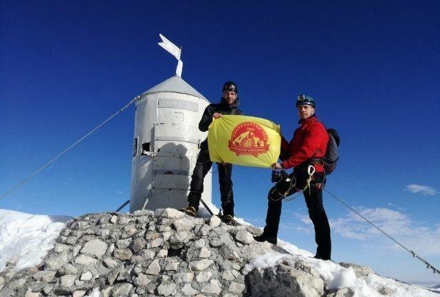 Aleksinački planinari osvojili Triglav i Prisojnik