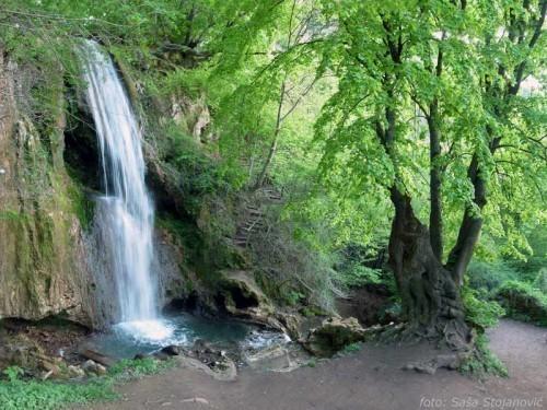 Vodopad Ripaljka, Foto Saša Stojanović