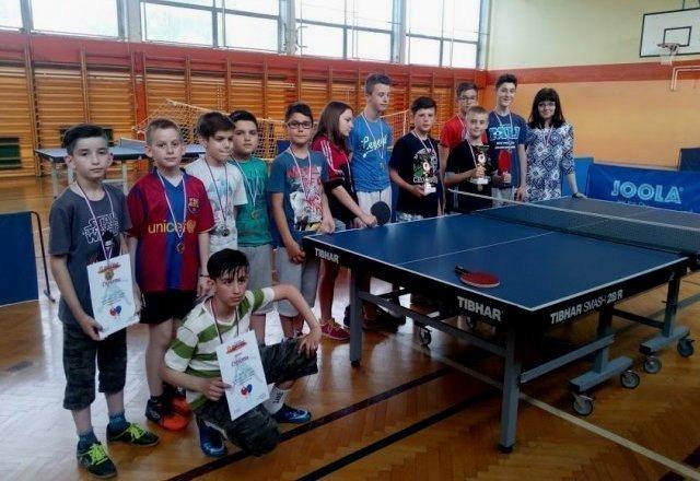 Prvomajski stonoteniski turnir 2018