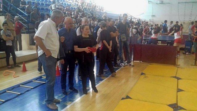 Отворен сајам спорта у Алексинцу