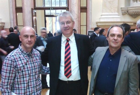 Алексинчани на свечаној седници Спортског савеза Србије
