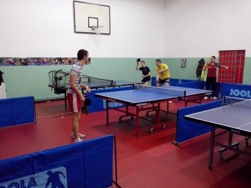 Реновиране просторије за тренинг играча