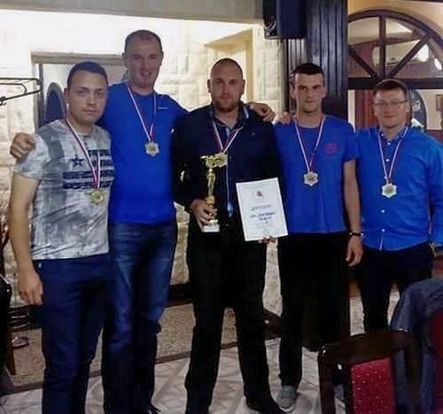 Završeno prvenstvo Međuopštinske stonoteniske lige za 2016/2017.