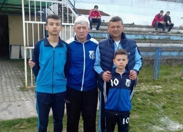 U fudbalu pedeset godina: Doktor Strahinja Manojlović proslavio jubilej
