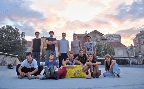 Team Yugran, parkur, friraning i stritvorkaut