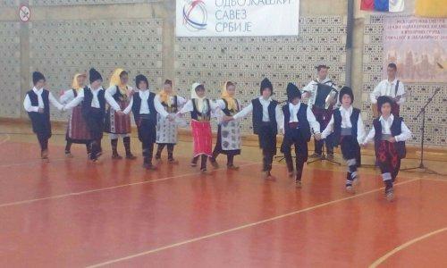 Алексинчани на Школским олимпијским играма у Врању