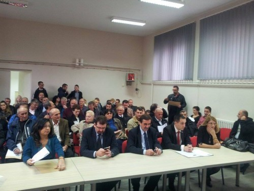 Čedomir Rakić novi predsednik OO SPS Aleksinac
