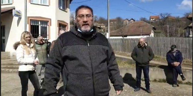 Dejan Bulatović posetio selo Mozgovo