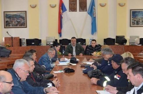 У општини Алексинац стање под контролом