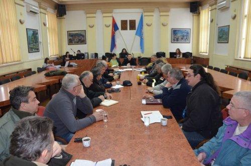 Штаб за ванредне ситуације Фото општина Алексинац