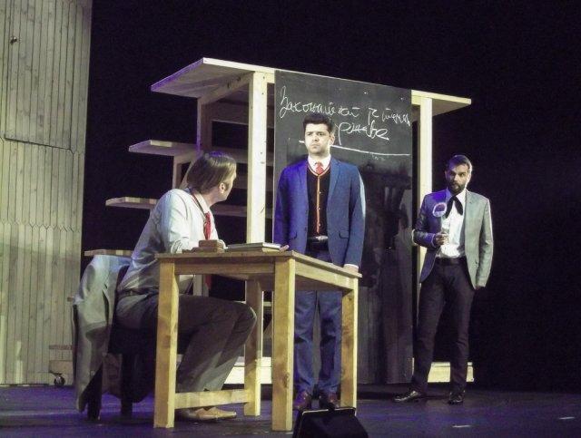 Ужичани по први пут у Алексинцу петог дана Фестивала првоизведених представа