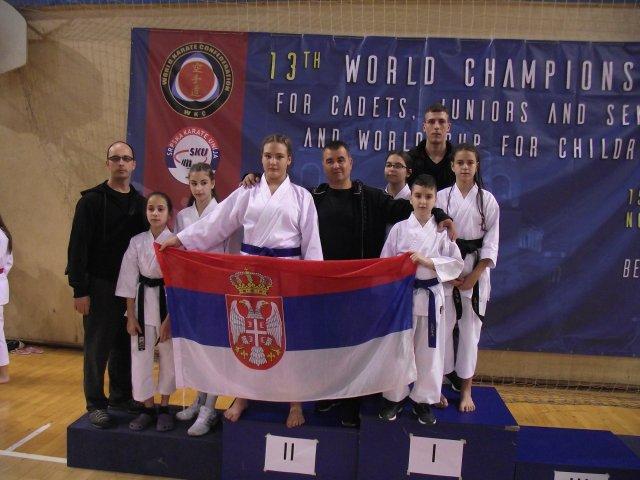 Foto: Karate klub Šumatovac