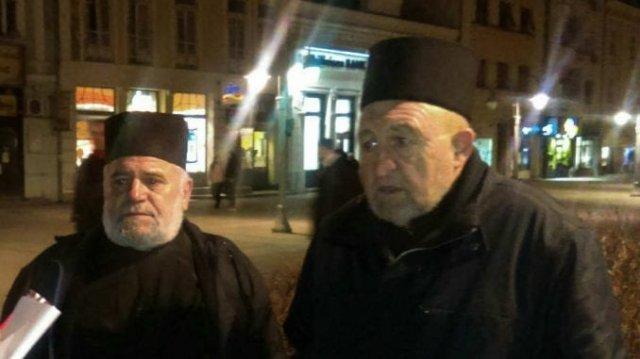 Sveštenici SPC: Živimo u diktaturi, to mora da se menja