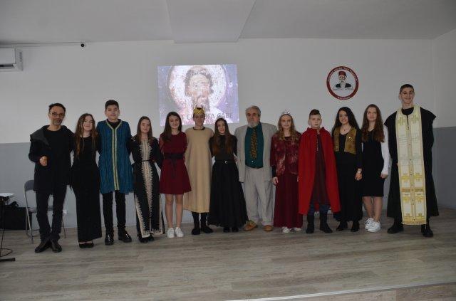 Свечана академија за Светог Саву у ОШ Житковац