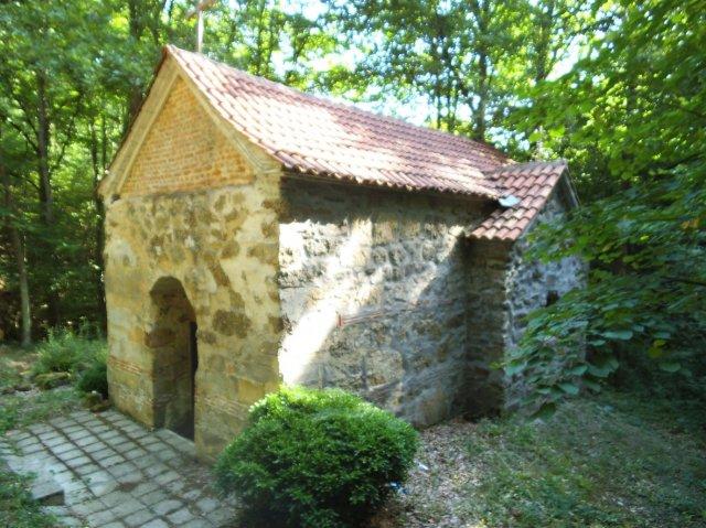 Једна од српских светиња на Мојсињским планинама