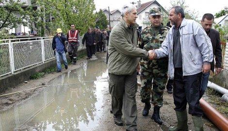 Тадић није испунио обећање, њиве опет поплављене
