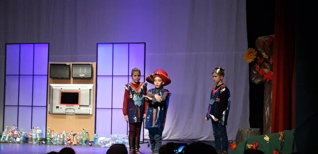 Zimski pozorišni festival za decu odložen za maj