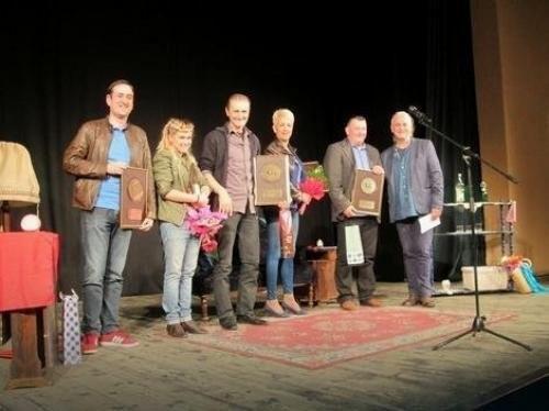 Dobitnici nagrada, Foto: S. Pajić
