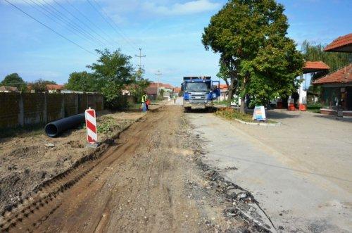 Инфраструктурни радови у Тешици