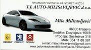 T.J.Auto-Milisavljevic