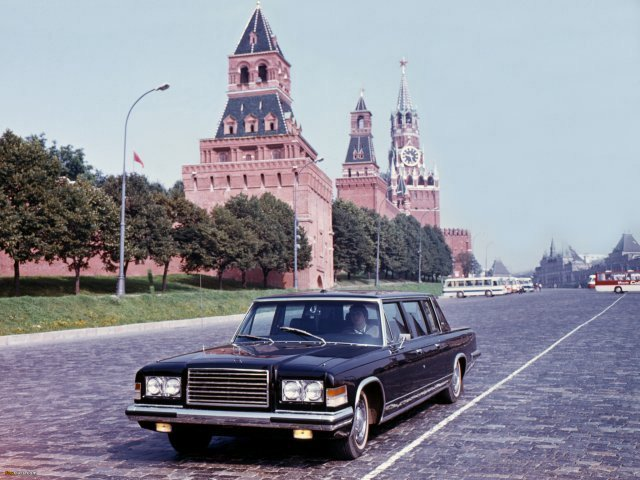 Zil - luksuzni ruski automobil