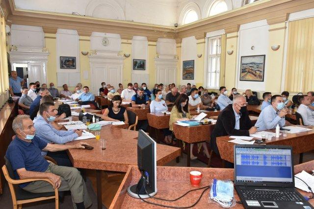 Treća sednica Skupštine: usvojen nacrt plana razvoja opštine Aleksinac za period 2020 - 2027. godine