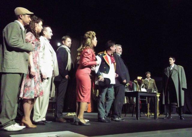 Народно позориште из Ниша гостовало на Фестивалу првоизведених представа