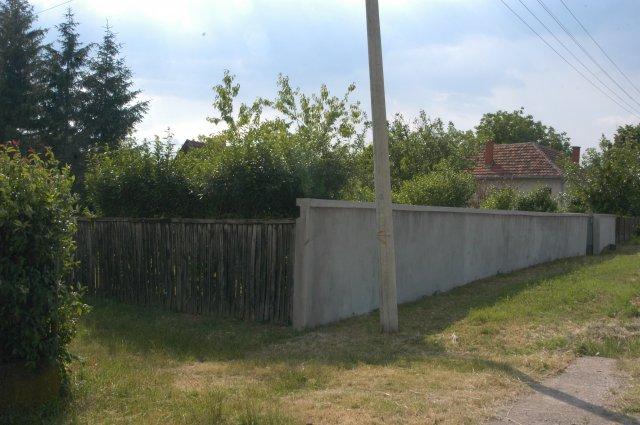 У овом дворишту је била зграда Станице милиције Рутевац