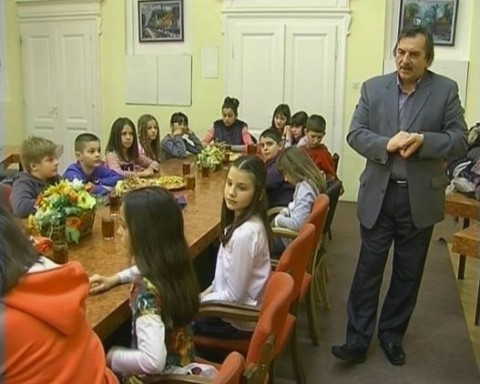 Омиљени учитељ - Топлица Петровић
