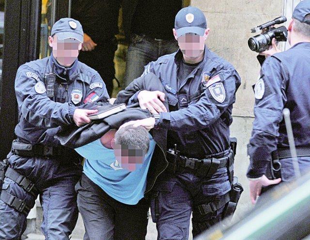 Ухапшена два младића из Алексинца због пребијања суграђанина