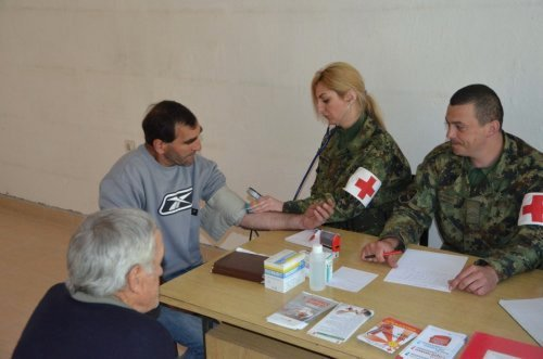 """""""Војни лекар на селу"""" у Породину 25. октобра"""