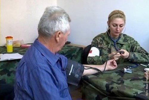 Vojni lekari u Lipovcu